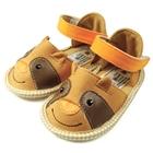 รองเท้าเด็ก-วัวน้อย-สีน้ำตาล