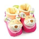 รองเท้าเด็ก-Bunny-Baby-สีชมพู