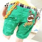 กางเกงขาสั้น-Pringles-สีเขียว-(5-ตัว/pack)