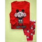 ชุดนอน-Mickey-Mouse-สีแดง-(6-ตัว/pack)