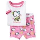 ชุดนอน-Hello-Kitty-สีขาวชมพู-(6-ตัว/pack)