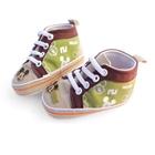 รองเท้าผ้าใบเด็ก-Mickey-Mouse-สีเขียว