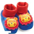 รองเท้าเด็ก-สิงโต-สีฟ้า