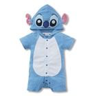 บอดี้สูทลาย-Stitch--สีฟ้า-(5-ตัว/pack)