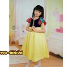 เดรสแขนสั้นเด็ก-Snow-White--(4-ตัว/pack)