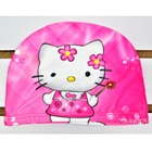 หมวกว่ายน้ำลาย-Hello-Kitty--สีชมพู-(5-ใบ/pack)