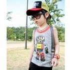 เสื้อกล้ามเด็ก-Robot-สีเทา-(5-ตัว/-pack)