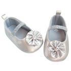 รองเท้าเด็ก-Party-Girl-สีเงิน