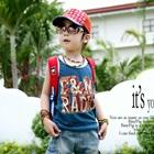 เสื้อกล้ามเด็ก-FM-RADIO-สีฟ้า-(5-ตัว/-pack)