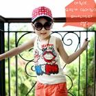 เสื้อกล้ามเด็ก-Made-of-love-สีเทา-(5-ตัว/-pack)