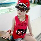 เสื้อกล้ามเด็ก-Beagle-สีแดง-(5-ตัว/-pack)