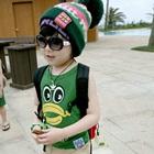 เสื้อกล้ามเด็ก-Dessert-สีเขียว-(5-ตัว/-pack)