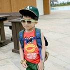 เสื้อกล้ามเด็ก-Dessert-สีส้ม-(5-ตัว/-pack)