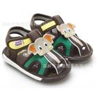 รองเท้าแตะ-ช้างน้อย-สีน้ำตาล-(5-คู่/แพ็ค)