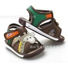 รองเท้าแตะยีราฟ-สีน้ำตาล-(5-คู่/แพ็ค)