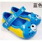 รองเท้าเด็กหมีน้อย-สีฟ้า-(5-คู่/แพ็ค)