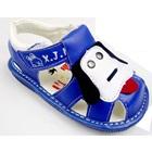 รองเท้าแตะหมาแลบลิ้น-สีน้ำเงิน-(5-คู่/แพ็ค)