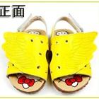รองเท้าแตะ-Hello-kitty-สีเหลือง-(5-คู่/แพ็ค)