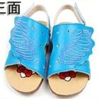 รองเท้าแตะ-Hello-kitty-สีฟ้า-(5-คู่/แพ็ค)