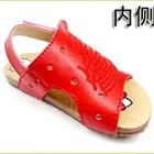 รองเท้าแตะ-Hello-kitty-สีแดง-(5-คู่/แพ็ค)