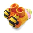 รองเท้าเด็ก-ผึ้งน้อยสีเหลือง