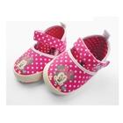รองเท้าเด็ก-Minnie-Mouse-ลายจุด