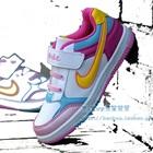 รองเท้าผ้าใบ-Nike-หัวสีชมพู-(7-คู่/แพ็ค)