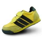 รองเท้าผ้าใบ-Adidas-สีเหลืองดำ-(7-คู่/แพ็ค)