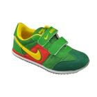 รองเท้าผ้าใบ-Nike-สีเขียว-(7-คู่/แพ็ค)