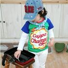 เสื้อยืด-Cappa-Champs-สีเขียว--(5size/pack)
