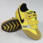 รองเท้าผ้าใบแถบข้าง-Nike-สีเหลือง-(7-คู่/แพ็ค)