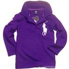 เสื้อโปโลแขนยาว-สีม่วง-(5-ตัว/pack)
