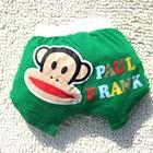 กางเกงขาสั้น-Frank-Paul-สีเขียว-(5-ตัว/pack)