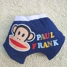 กางเกงขาสั้น-Frank-Paul-สีน้ำเงิน-(5-ตัว/pack)