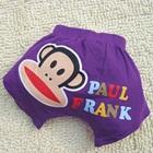 กางเกงขาสั้น-Frank-Paul-สีม่วง-(5-ตัว/pack)
