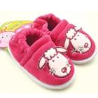 รองเท้าเด็ก-sheep-baby-สีชมพู