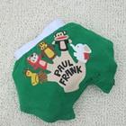 กางเกงขาสั้นลิงยิ้มพร้อมเพื่อนสีเขียว-(5-ตัว/pack)