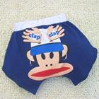 กางเกงขาสั้น-Clap-Clap-สีน้ำเงิน-(5-ตัว/pack)