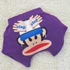 กางเกงขาสั้น-Clap-Clap-สีม่วง-(5-ตัว/pack)