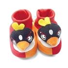 รองเท้าเด็ก-Angry-Bird-สีส้มแดง