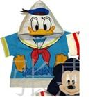 เสื้อแขนสั้น-Donald-Duck-สีขาวฟ้า--(5size/pack)