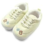 รองเท้าเด็ก-Butterfly-สีขาว