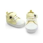 รองเท้าเด็ก-Yellow-star-