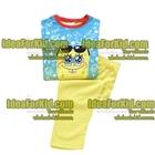 เสื้อและกางเกง-SpongeBob-(4size/pack)