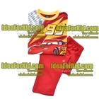 เสื้อและกางเกง-Car-โทนสีแดง-(3size/pack)