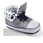 รองเท้าผ้าใบเด็ก-Guess-สีเทา-(6-คู่/แพ็ค)