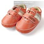รองเท้าผ้าใบเด็ก-Guess-สีส้ม-(6-คู่/แพ็ค)