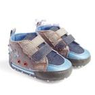 รองเท้าผ้าใบเด็ก-Zara-สีเทาฟ้า-(6-คู่/แพ็ค)