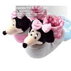 รองเท้าเด็ก-Minie-Mouse--สีเทาชมพู-(4-คู่/แพ็ค)