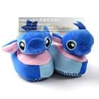 รองเท้าเด็ก-Stitch-สีน้ำเงิน-(4-คู่/แพ็ค)